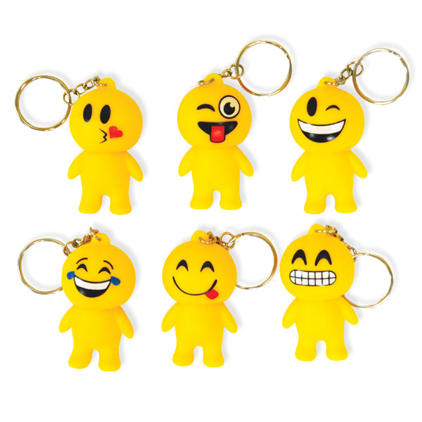 Smile Pal Keychains