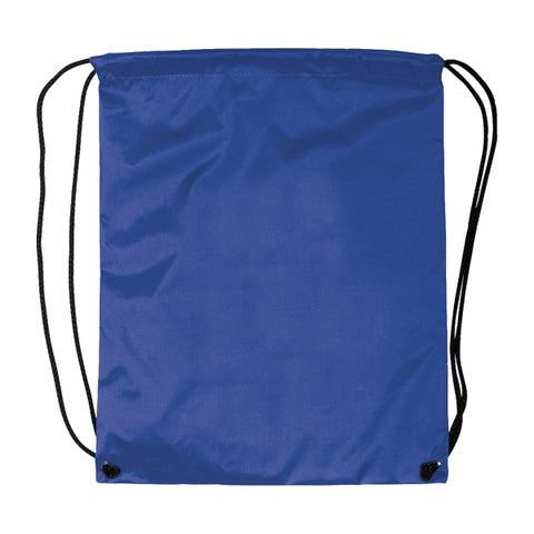 Dark Blue Cinch Bags
