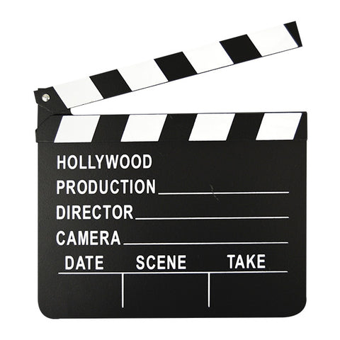 Hollywood Clapper Boards