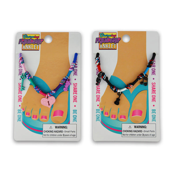 Charming Friendship Anklets