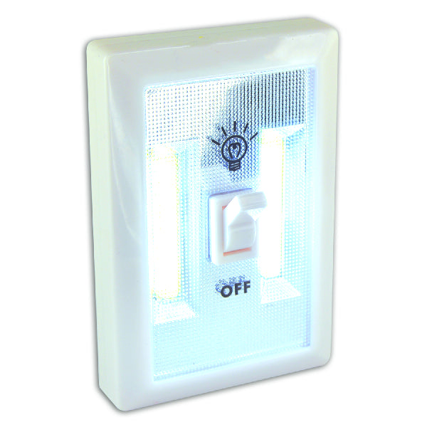 LED Light Switches - 6 Pack