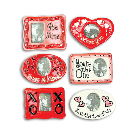 Valentine's Day Picture Frames