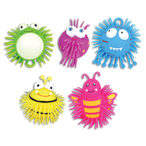 Light-Up Puffer Bugs
