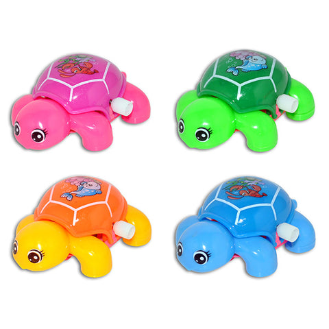Wind-Up Turtles