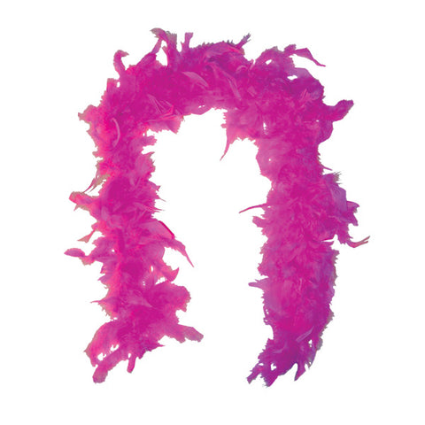 Pink Feather Boas