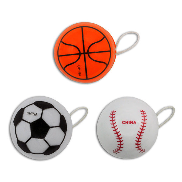 Sports Ball Yo-Yos