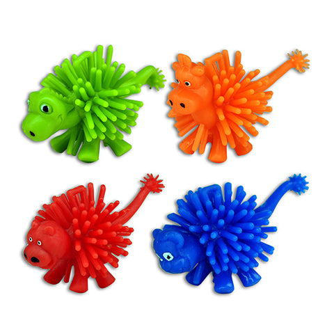 Colorful Spiky Animals