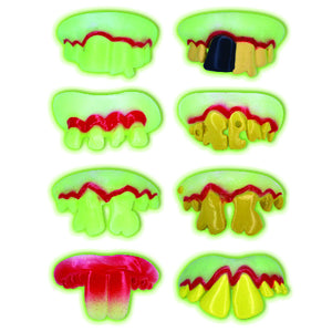 Glow-in-the-Dark Ugly Teeth