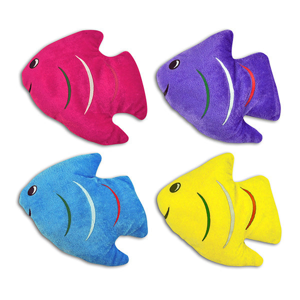 Tropical Plush Fish