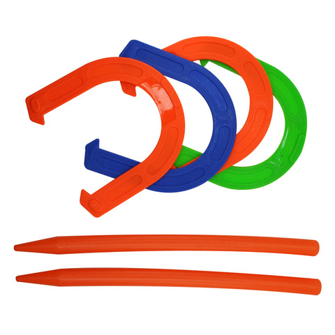 Plastic Horseshoe Sets