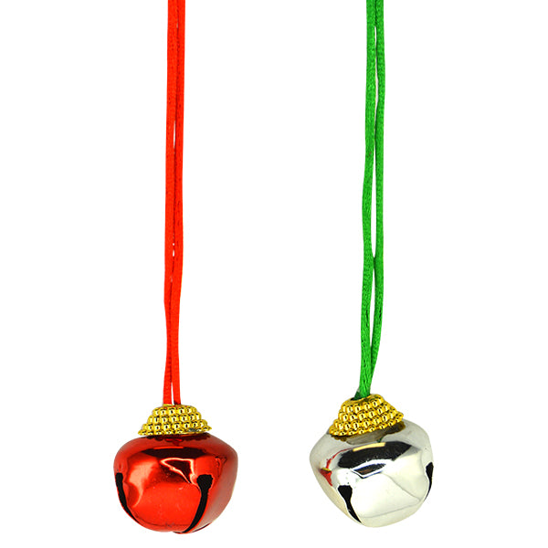 Christmas Bell Necklaces