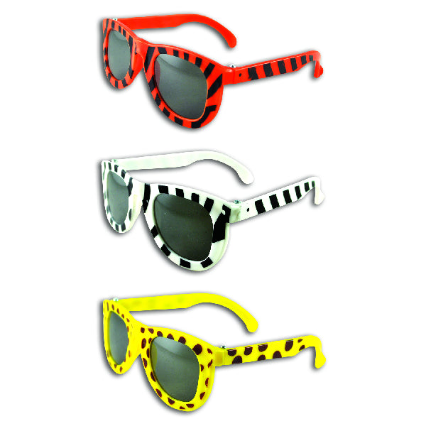 Animal Print Kid's Glasses
