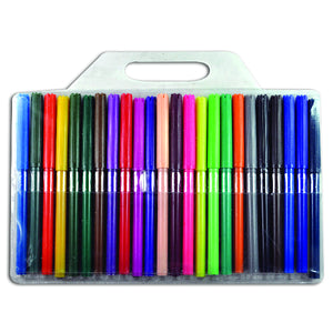 Colored Markers Set
