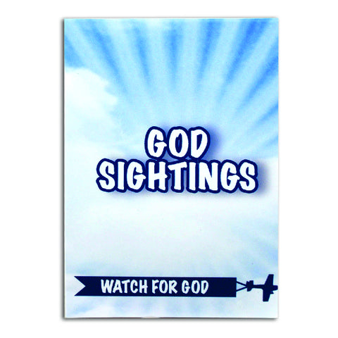 God Sightings Notebooks