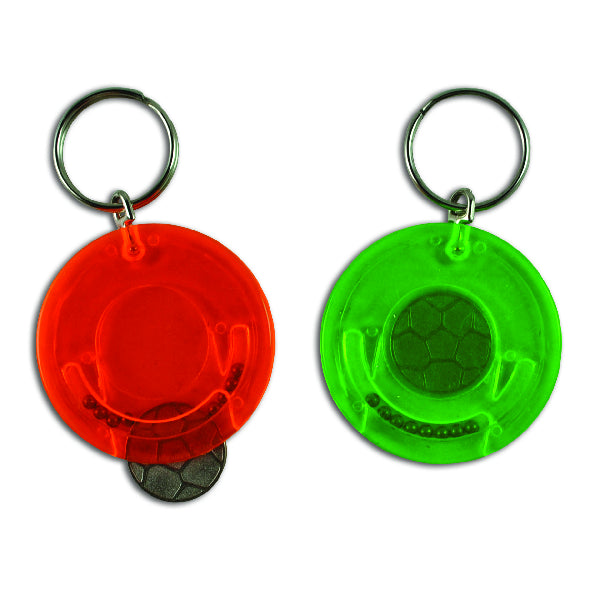 Coin Trap Keychains