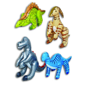 Dinosaur Inflate Assortment
