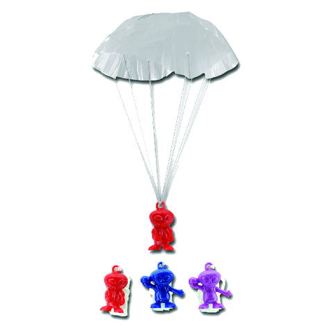 Alien Parachutists