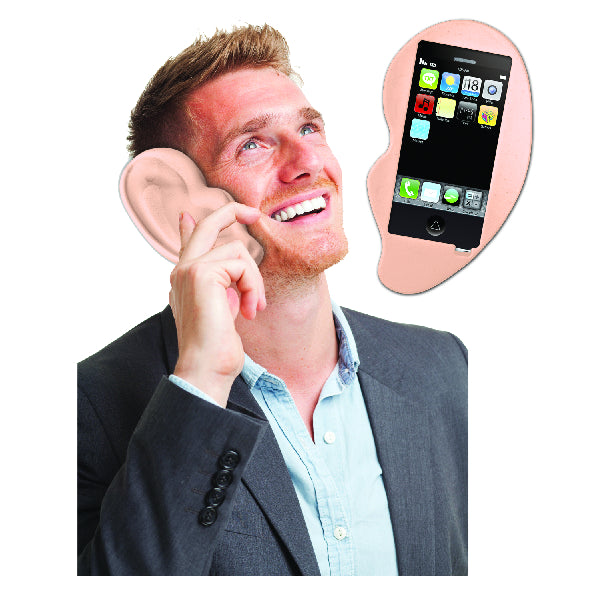 Giant Ear iPhone Cases
