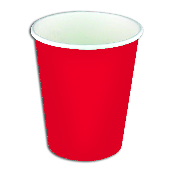 Red Paper Party Cups
