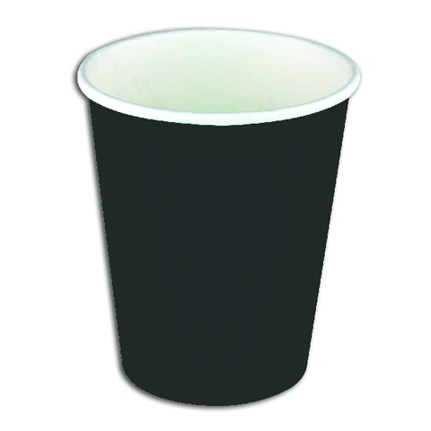 Black Paper Party Cups