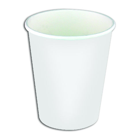 White Paper Party Cups