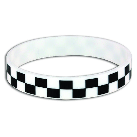 Checkered Flag Wristbands