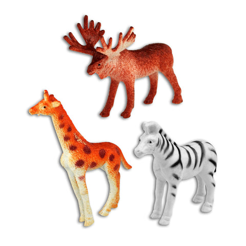 Wild Animal Assortment