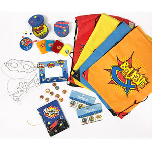 Superhero VBS Kit