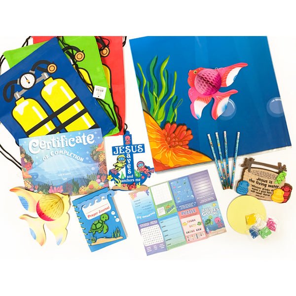 Under The Sea VBS Kit