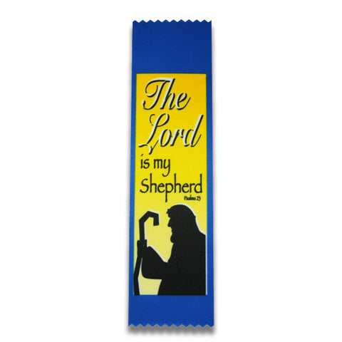 """The Lord Is My Shepherd"" Ribbons"
