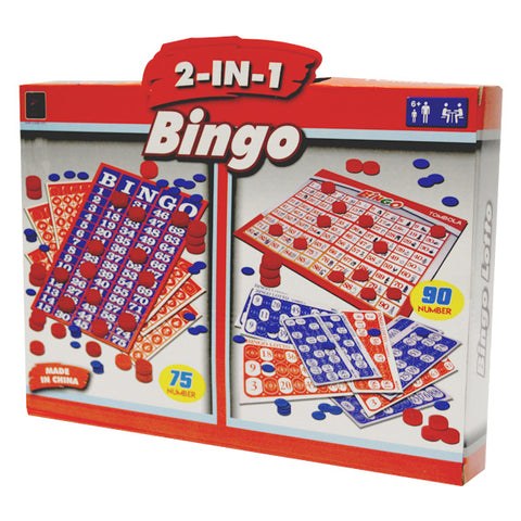 2-in-1 Bingo Set