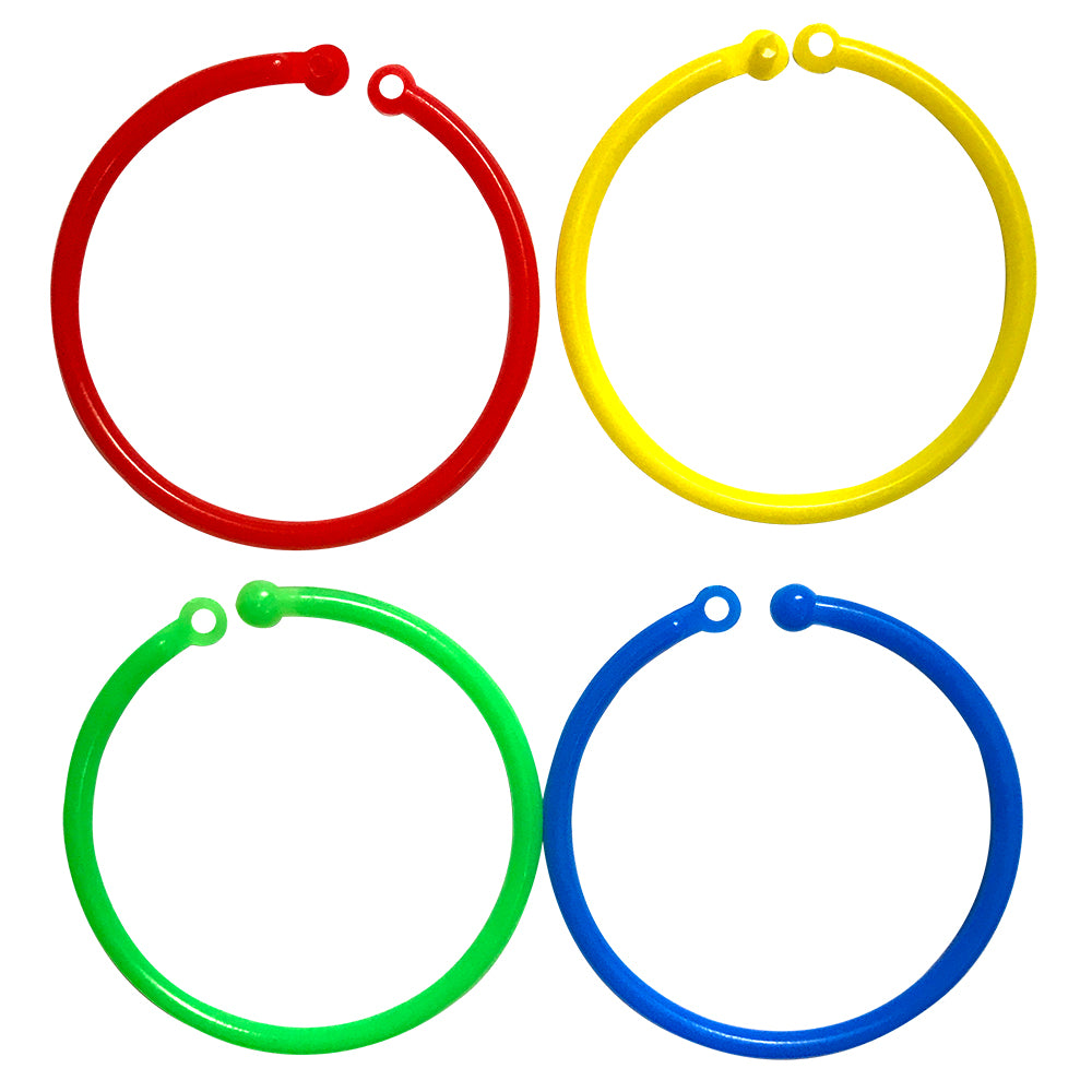 Plastic Binder Rings