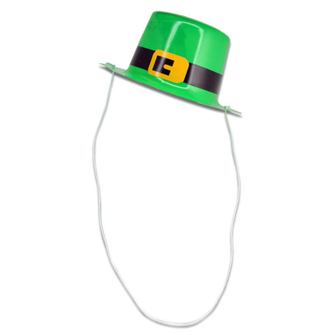 Mini Green Top Hats