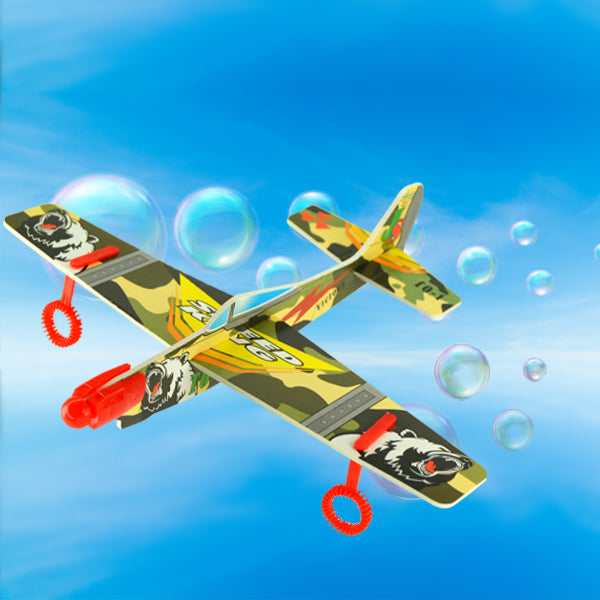 Bear & Tiger Bubble Gliders