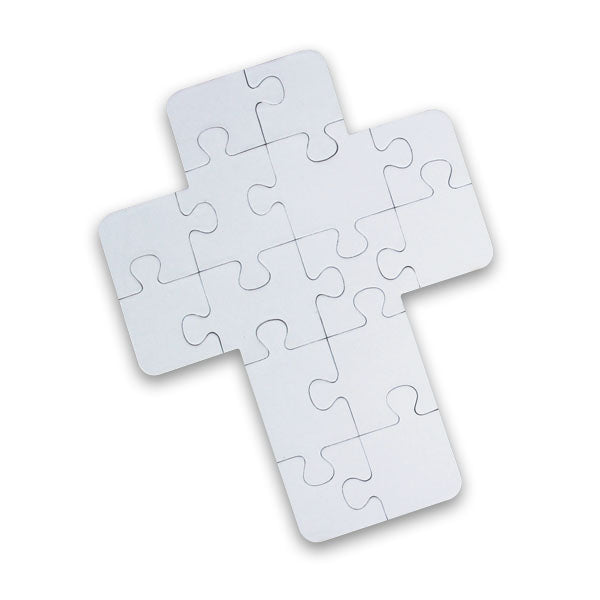 DIY Cross Puzzle Class Pack