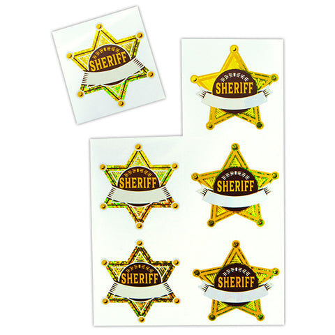 Sheriff Stickers