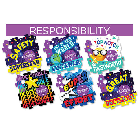 You Rock! Block Responsibility Pack
