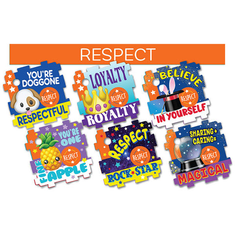 You Rock! Block Respect Pack