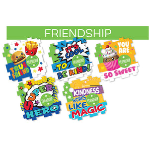 You Rock! Block Friendship Pack