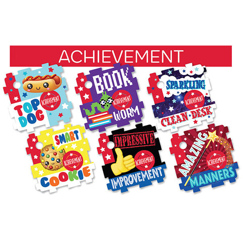 You Rock! Block Achievement Pack