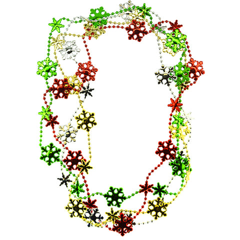 Snowflake Necklaces