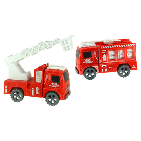Miniature Firetrucks