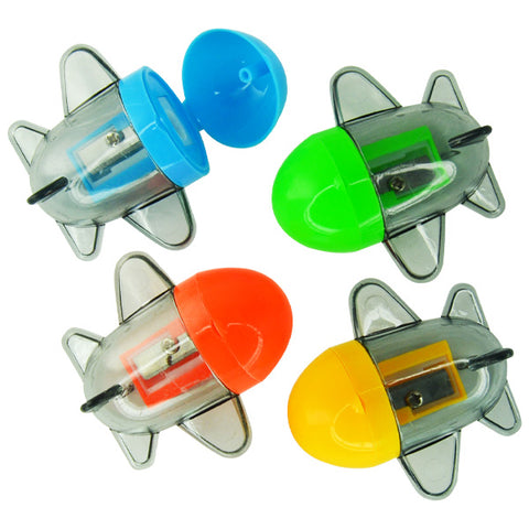 Airplane Pencil Sharpeners