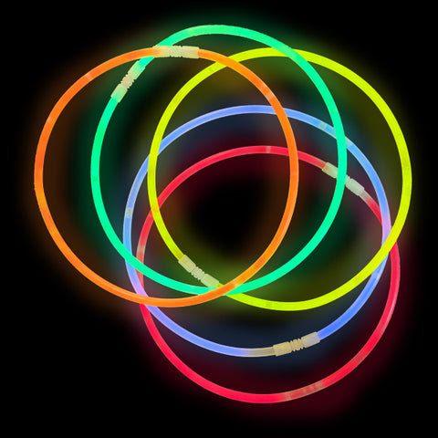 Assorted Glow Necklaces