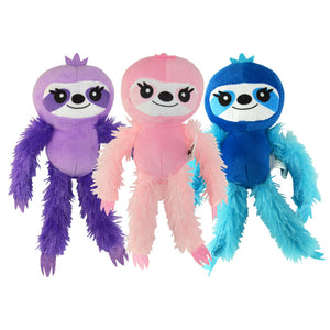 Small Stuffed Sloths