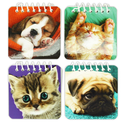Cats & Dogs Notebooks