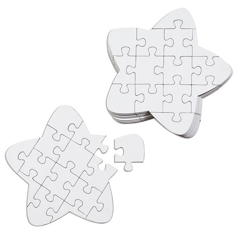 DIY Star Puzzle Class Pack