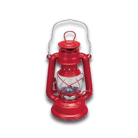 Small Red Railroad Lantern