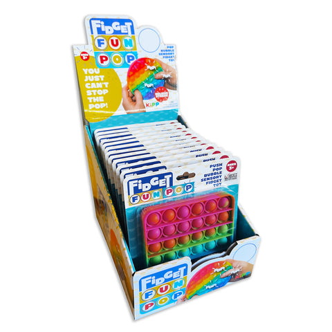 Fidget Fun Poppers