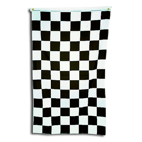 Polyester Checkered Flag